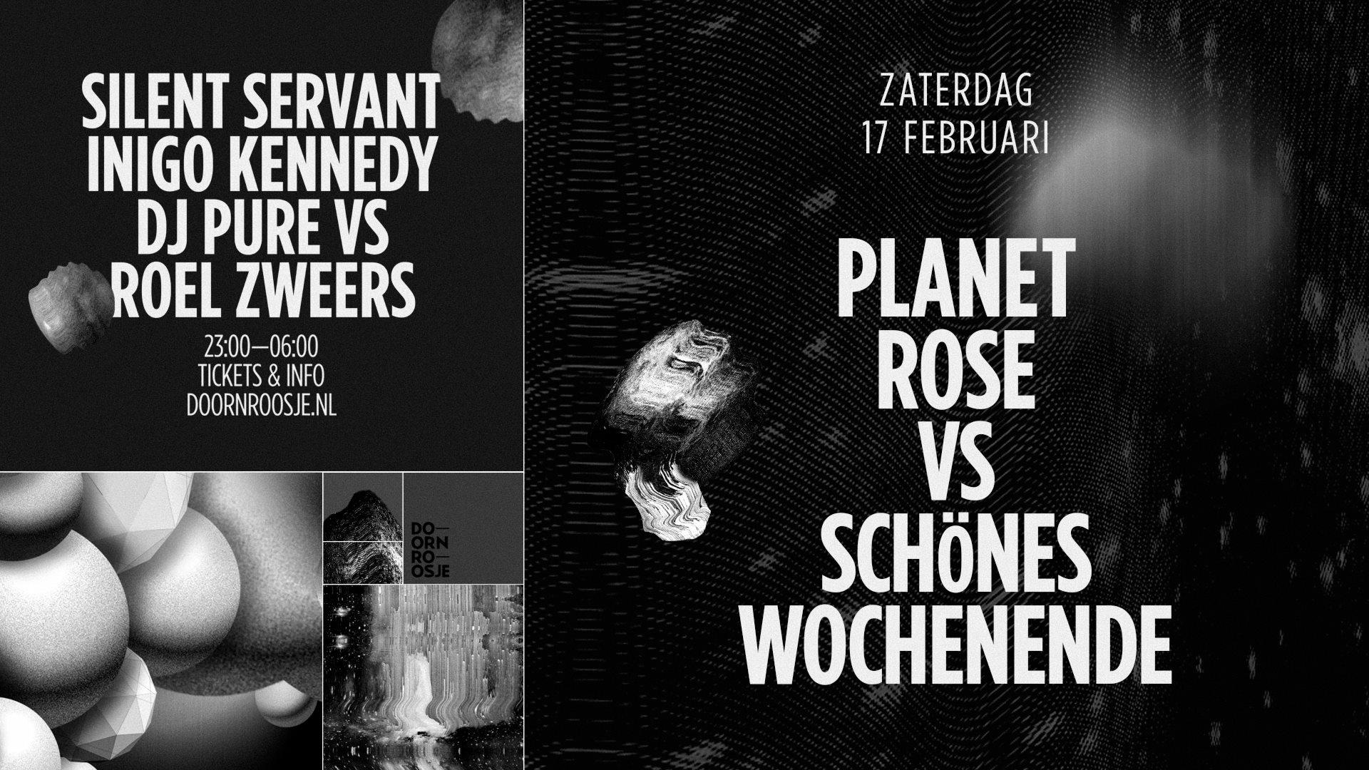 Planet Rose x Schönes Wochenende